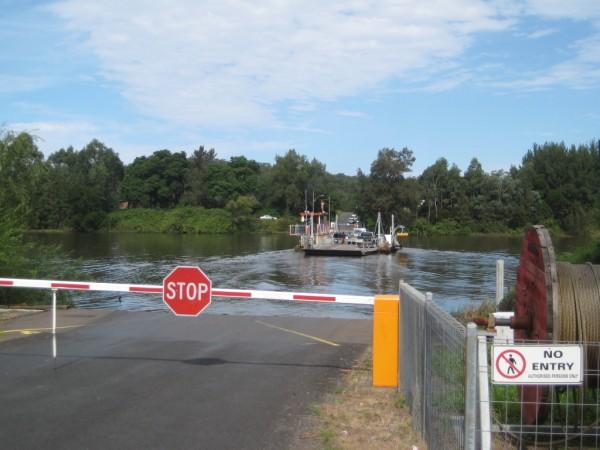 The Sackville Ferry
